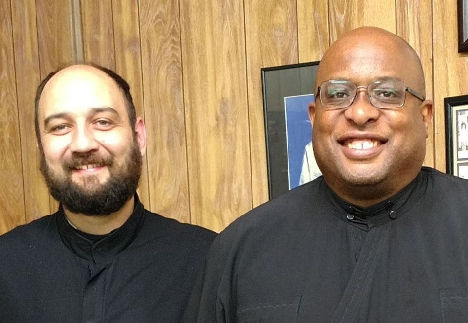 Fathers Bogdan and Martin 1