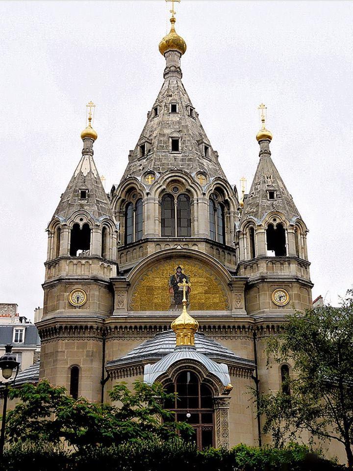 Slavic Parish Paris